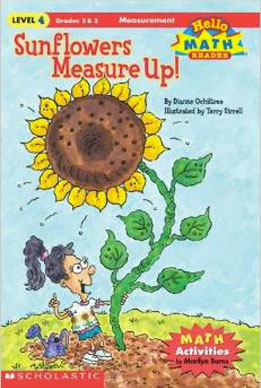 sunflowers-measure-up