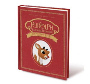 Rudolph the red nose reindeer book