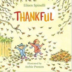 Thankful Book